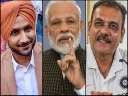 Indian Sports Personalities Stand Besides Pm Narendra Modi On Fight Against Coronavirus