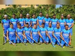 Indian Hockey Team Donates 25 Lakh To Fight Against Coronavirus