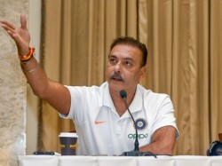 Team India S Head Coach Ravi Shastri Joins Other In A Online Interaction To Discuss Future Roadmap