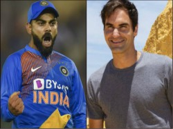 Roger Federer Challenge Virat Kohli Ronaldo For Training From Home During Corona Quarantine