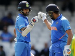 Shikhar Dhawan Says Relationship With Opening Partners Like Relationship With Wife