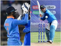 Kl Rahul Also Keeping Wickets Tricky Situation For Ms Dhoni To Return Says Msk Prasad