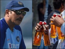 Ravi Shastri Picks 2 Ex Cricketers Who Could Be Beer Buddies In Corona Lockdown