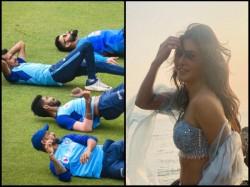 Indian Spinner Yuzvendra Chahal Enter To Katrina Kaif S Instagram Live To Say Hi