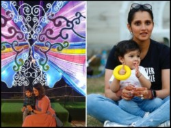Sania Mirza Says Don T Know When My Son Izhaan Will Be Able To See His Father Shoib Again