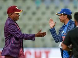 Brian Lara S Son S Grip Reminds Sachin Tendulkar Batting Stance In Childhood