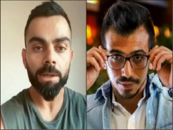 Virat Kohli Called Yuzvendra Chahal Clown As The Bowler Leaves Comment In Every Chat