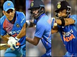 Opener Shikhar Dhawan Names The Best Captain Of Indian Cricket Team