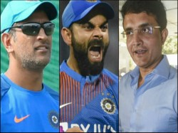 No Sourav Ganguly Ms Dhoni Virat Kohli In Sunil Gavaskar S All Time India Pakistan Combined Test Xi