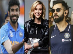 Facing Jasprit Bumrah Or Bowling To Virat Kohli Ellyse Perry Makes Her Pick From Two