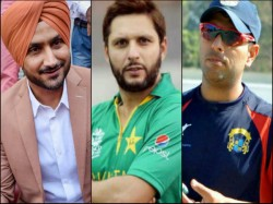 Shahid Afridi Speaks About Yuvraj Singh And Harbhajan Singh S Reaction Against Him