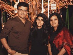 How Bcci President Sourav Ganguly Wife Dona And Daughter Sana Ganguly Spending Time Corona Lockdown