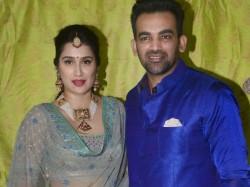 Love Story Of Zaheer Khan And His Wife Sagarika Ghatke