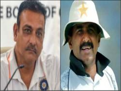 Team India S Head Coach Ravi Shastri Speaks About Pakistani Legend Javed Miandad