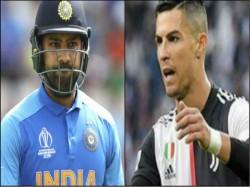 Rohit Sharma Praises Cristiano Ronaldo S Effort To Bring The Best