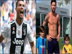 Ronaldo Has Shown Better Football Tricks Than Lionel Messi After Back Training Post Corona Pandemic