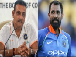 Mohammed Shami Sent Special Gift To Team India S Head Coach Ravi Shastri On Eid