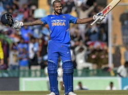 Shikhar Dhawan Gives Reply To Rohit Sharma About To Face Fast Bowler