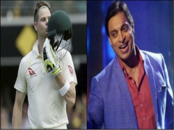 Icc Trolls Shoaib Akhtar For His Tweet On How To Out Steve Steve Smith With 4 Deliveries