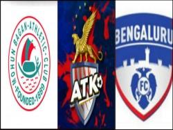 Atk Mohun Bagan Bengaluru Fc And Fc Goa Are Get Spot In Afc Tournaments