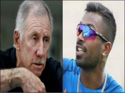 Ian Chappell Wants Hardik Pandya In India S Test Squad Which Will Tour To Australia