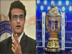 Bcci President Sourav Ganguly Speaks About The Fate Of Ipl
