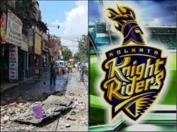 Kkr Help Amphan Hit Kolkata S Iconic College Street