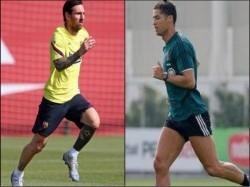 Cristiano Ronaldo Beats Lionel Messi Become World S First Billionaire Footballer
