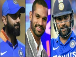 Shikhar Dhawan Speaks About The Differences Of Virat Kohli And Rohit Sharma