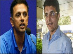 Sourav Ganguly And Rahul Dravid Recalls Their Test Debuts Together