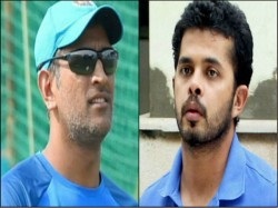 Sreesanth Expresses Desires Dhoni To Win T20 World Cup 2020 And Leave By Teammates Shoulder