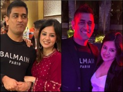 Ms Dhoni Sakshi S 10th Wedding Anniversary Know How Did Mahi And Sakshi Meet For The First Time