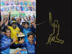 Chennai Super Kings Wishes Dhoni A Happy Birthday By Fans Art