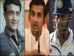 Gautam Gambhir Rated Ms Dhoni More Points As White Ball Format Than Sourav Ganguly As Captain