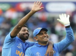 Hardik And Krunal Pandya Flew To Ranchi In A Chartered Plane To Celebrate Ms Dhoni S Birthday