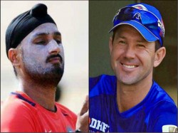 Harbhajan Singh Speaks About His Competition With Legend Ricky Ponting