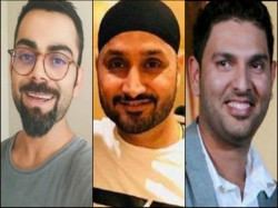 Virat Kohli And Yuvraj Singh Wishes Harbhajan Singh On His 40th Birthday