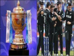 New Zealand Says That They Has Not Offered To Stage Ipl