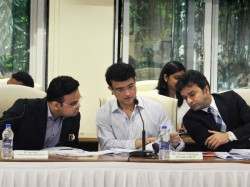 Bcci Apex Council Meeting On July 17 Discussion On Bcci President Sourav S Future To China Sponsor