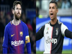 Messi To Leave Barcelona Cristiano Ronaldo Challenged Lionel To Play With Him In Italy 2 Years Back