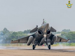 Indian Cricketers Welcome Rafale Fighter Jets Give Reactions In Social Media