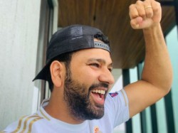 Rohit Sharma Is Very Happy After Real Madrid Clinch La Liga Title After 2 Years