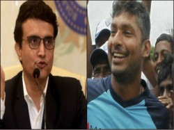 Kumar Sangakkara Belives Sourav Ganguly Is The Suitable Candidate For Icc President