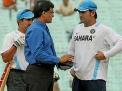 Sourav Ganguly Told Bcci Selectors To Pick Ms Dhoni In Team India