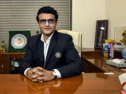 Bcci President Sourav Ganguly To Discuss Swapping Of 2021 And 2022 T20 World Cup