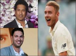 Sachin Tendulkar S Tweet On Stuart Broad Wins Hearts Of Social Media