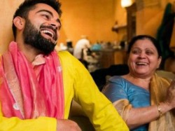 When Virat Kohli S Mom Wasn T Very Happy And Asked Kitna Kamzor Hogaya Hai