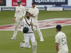 Shan Masood Become First Pak Cricketer In 24 Years Register Century In English Soil