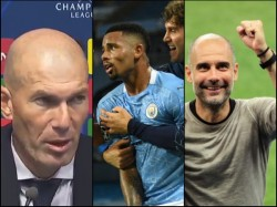 Uefa Champions League Returns Manchester City Knocked Out Real Madrid From Quater Final