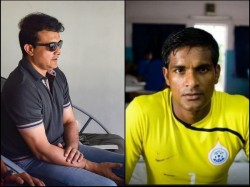 Indian Goalkeeper Subrata Paul Motivated From Sourav Ganguly S Comeback Wants To Play Asian Cup